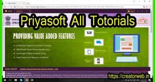 priyasoft all totorials PRIASoft training